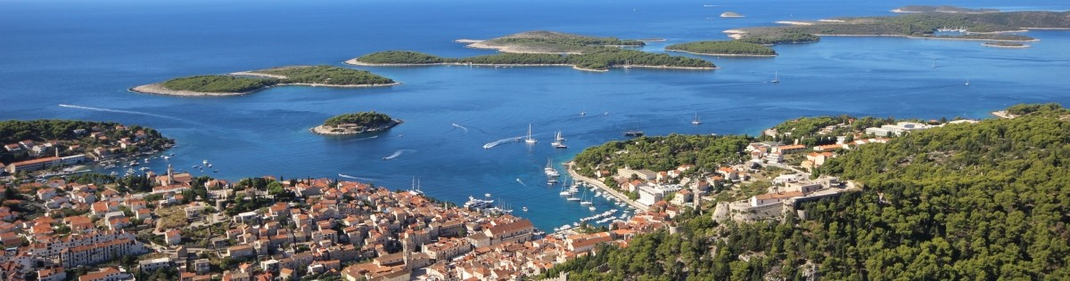 Discover croatia info about traffic highways airports for Hvar tourismus