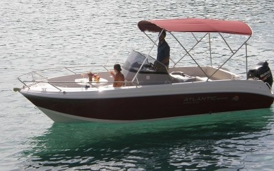 Atlantic 670 Open - Dragozetici Boat Rentals