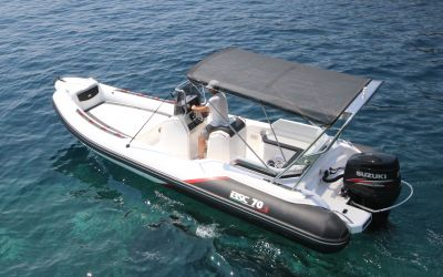 BSC 70 Sport - Kustici (island Pag) Boat Rentals